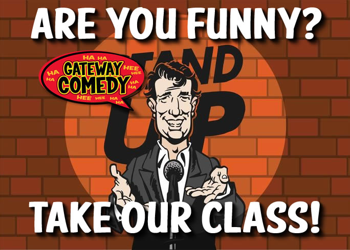 Take Our Comedy Class